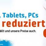 12% Rabatt auf Notebooks, PCs und Tablets im HP Online Store