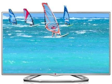 LG 32LA6136 3D LED Fernseher