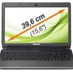 Medion Akoya P6638 – 15,6 Zoll Notebook mit i3, 4GB Ram, 1TB HDD und Windows 8 für 333€ inkl. Versand