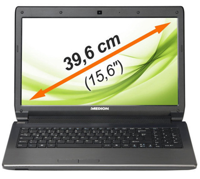 Medion Akoya P6638 Notebook