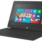 Microsoft Surface RT <del>mit Touchtastatur und</del> 64GB Speicher für 249€ inkl. Versand