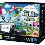 Nintendo Wii U Konsole 32 GB Premium Pack + Super Mario Bros. & Super Luigi für 268€ inkl. Versand