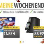 OHA Deals zum Wochenende – Nokia Lumia 1020, Sony Xperia Z1 und Audyssey Audio-Dock