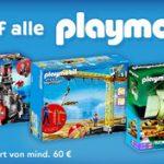 "20% Rabatt auf alle Playmobil Artikel bei Toys""R""Us"