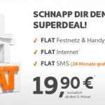 Simyo Allnet Flat, SMS Flat und Internet Flat dank Amazon Gutschein effektiv nur 12,46€ monatlich