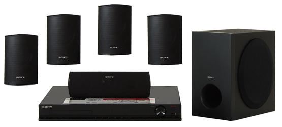 Sony DAV-DZ340 5.1 DVD-Heimkinosystem