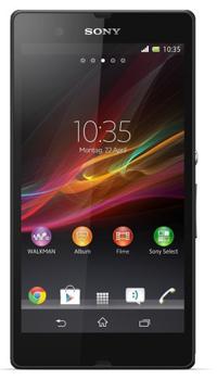 Sony Xperia ZL Smartphone mit E-Plus Allnet Flat