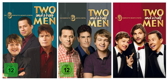 TV Serien Two and a half Men