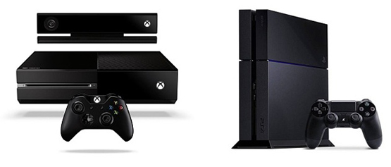 Xbox One oder Playstation 4 günstig