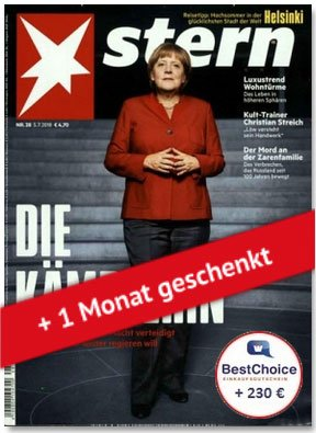 BestChoice Gutschein Stern Jahresabo Deal