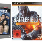 Amazon Adventskalender Tür 12: Battlefield 4, Scrubs Komplettbox, DeutschlandSIM Smart 100 Tarif und mehr