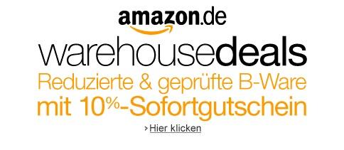 Amazon Warehousedeals