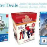 Playstation 3 500GB, Die wilden Siebziger, Die Schlümpfe 2 und mehr bei den Amazon Winter Deals am Tag 17