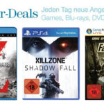 Two and a half Men, World War Z, Killzone: Shadow Fall und mehr bei den Amazon Winter Deals am Tag 20