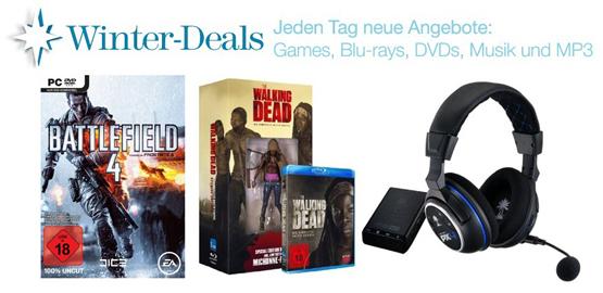 Amazon Winter Deals Tag 3