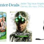 Splinter Cell Blacklist, Tritton Trigger Headset, die Siedler 7 und mehr bei den Amazon Winter Deals am Tag 5