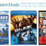 G.I. Joe, Ice Age Box-Set, Dead Space 3 und mehr bei den Amazon Winter Deals am Tag 9