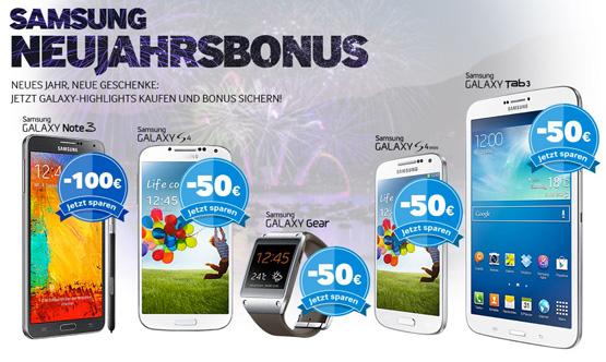 Cashback auf Smartphones und Tablets