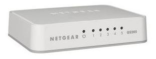 Netgear GS205 Gigabit Switch
