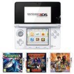 Nintendo 3DS mit 4 Spielen für 160,97€ inkl. Versand