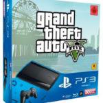 PlayStation 3 Konsole mit 500GB, wireless Controller und GTA 5 für 204€ inkl. Versand