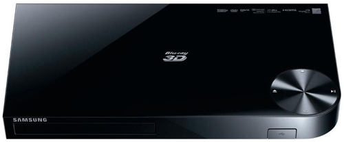 Samsung BD-F6500 3D Blu-ray Player