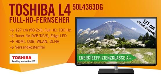 Toshiba 50L4363DG