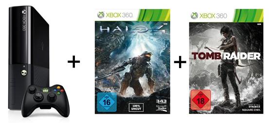 Xbox 360 mit 2 Spiele