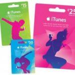 20% Rabatt auf iTunes Guthaben bei Kaufland