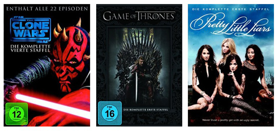 TV Serien bei Amazon