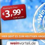 15€ Gutschein und Winterschlussverkauf bei Weinvorteil