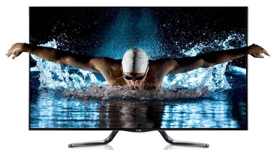 LG 47LA7909 Fernseher