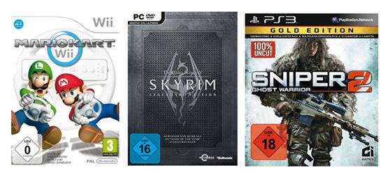 Amazon Spiele Angebot