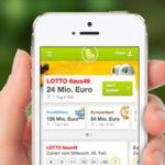 Neue Lottoland App testen und 5€ Gutschein für den nächsten Lottoschein einlösen