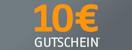 10€ SportScheck Gutschein