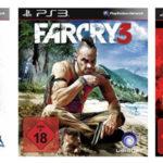 Amazon: 3 Games kaufen und nur 55€ zahlen