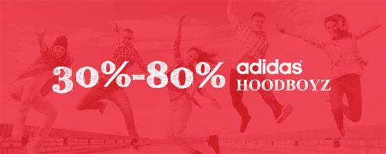 30%-80% bei den Hoodboyz