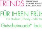 15€ Mode Gutschein für Prime, Student und Family-Mitglieder bei Amazon