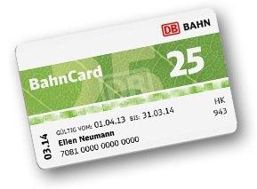 Bahncard Senioren Preise