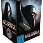 Battlestar Galactica – die komplette Serie auf Blu-ray für 36,50€ inkl. Versand