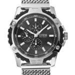Guess Herren-Armbanduhr XL FIBER für 82,18€ inkl. Versand