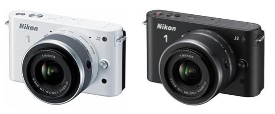 Nikon 1 J2 Systemkamera