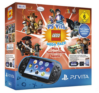 Playstation Vita Spielekonsole