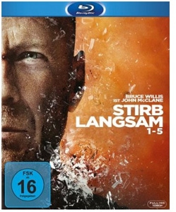 Stirb langsam Blu-ray