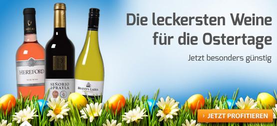 Weinvorteil Osterangebote