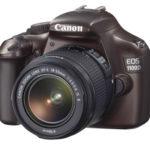 Digitale Spiegelreflexkamera Canon EOS 1100D + Zoomobjektiv EF-S 18-55mm ISII für 279€ inkl. Versand