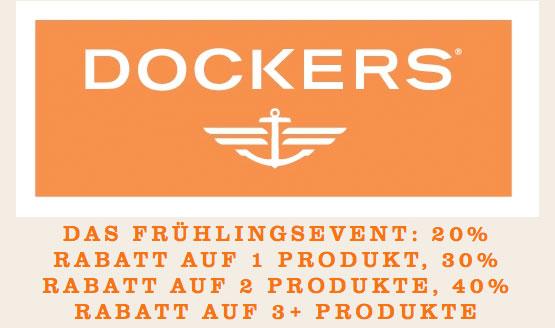 Dockers Rabatt