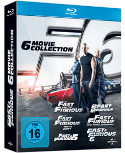 Furious 6 Movie Collection