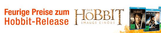 Feurige Preise zum Hobbit-Release