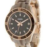 "Fossil Damen-Armbanduhr ""Stella Mini"" für 34,75€ inkl. Versand"